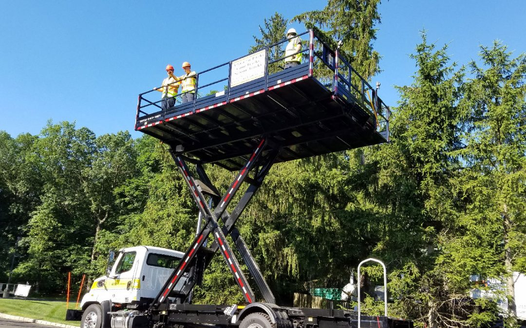 Scissor Lift Trucks: 5 Facts To Consider Before Renting ...