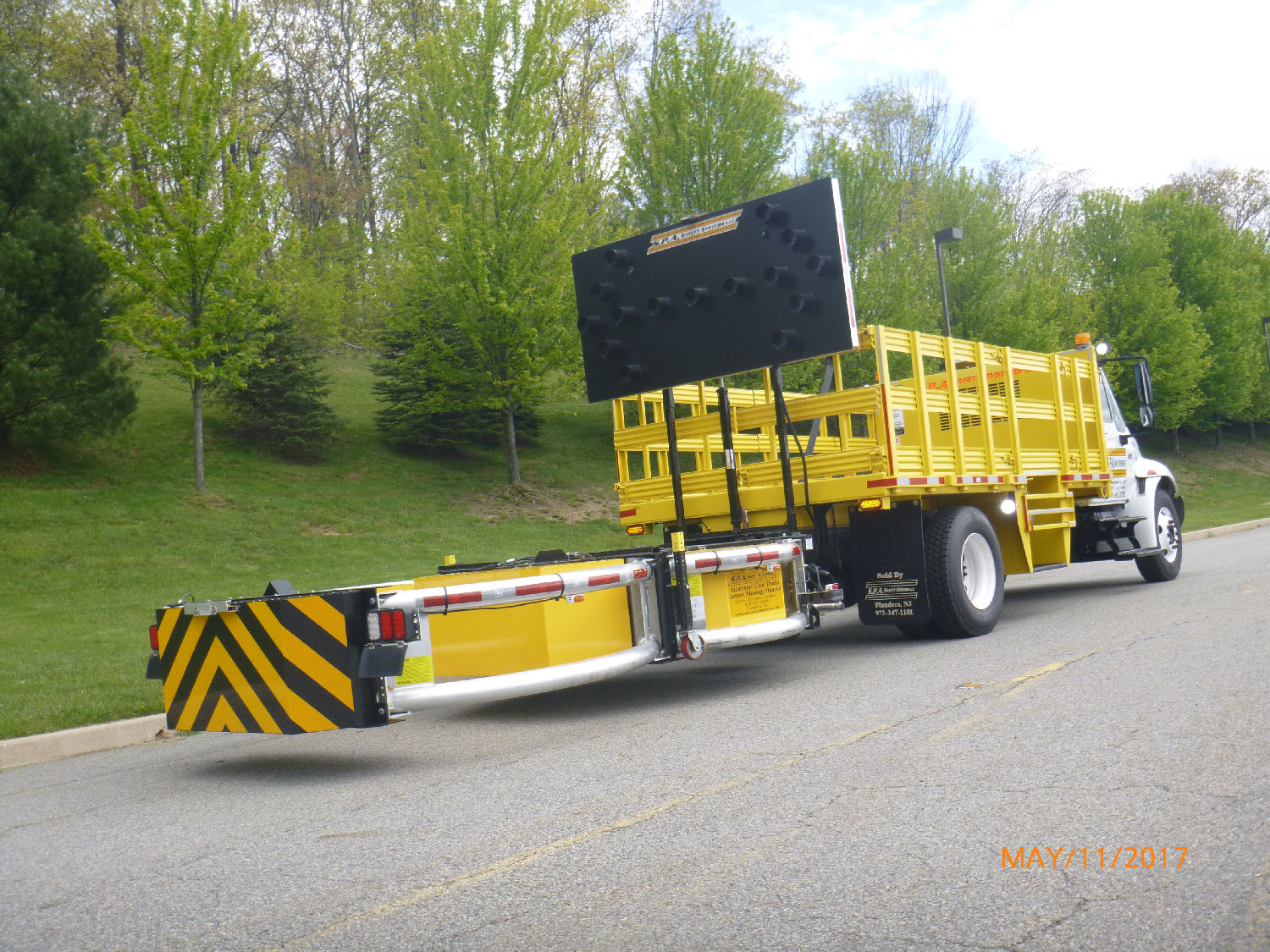 Truck Mounted Attenuators (TMA) Outperforms Any Other Practice
