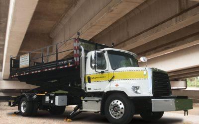 Bridge Maintenance Trucks by SPA