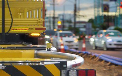 Highway Work Zone Safety Trucks