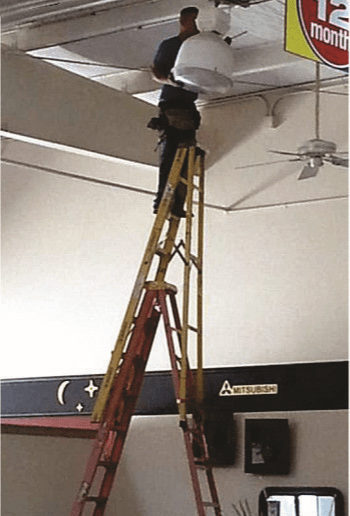 Scissor Lift Truck Hack 14