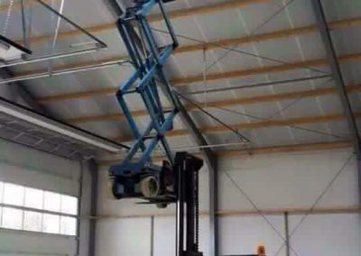 Scissor Lift Truck Hack 2