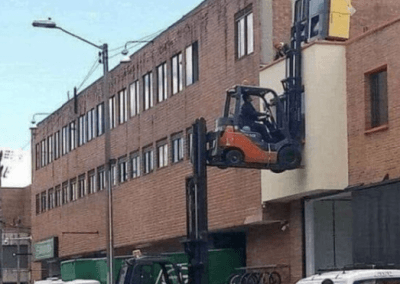 Scissor Lift Truck Hack 4