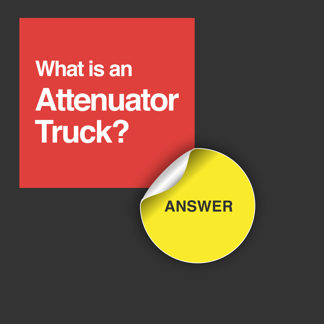 what is an attenuator truck?