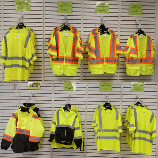 Buy work zone safety apparel from SPA Safety Systems, Flanders NJ