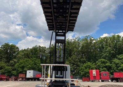 For Sale and Rent - Railroad Platform Scissor Lift Truck