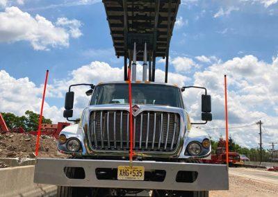 Scissor Lift Trucks Rail Gear by SPA Safety Trucks, Flanders NJ