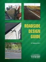 AASHTO's Roadside Design Guide -click