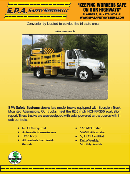 SPA TMA Truck Brochure